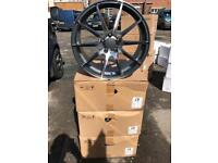 "4 19"" alloy wheels alloys rims tyre tyres vw Volkswagen seat Skoda audi Mercedes"