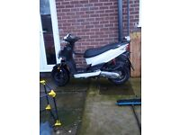 50cc moped 2016