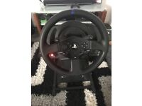 T300 rs omega stand + project cars 2
