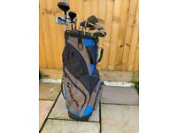 Men's Taylor made right handed golf clubs