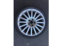 "Ford ST220 18"" Alloy Wheel"