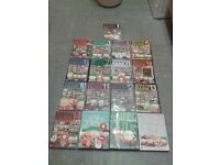 South Park Dvd Joblot Seasons 1 2 3 4 5 6 7 8 9 10 11 12 13 14 15 16 17 Excellent condition overall.