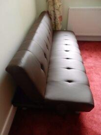 Single sofa bed