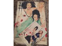 Spice girls quilt cover