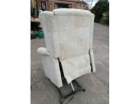 Sherborne Dual motor Rise And Recliner Chair