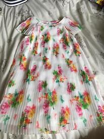Girls Ted Baker Dress size 3-4