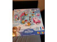 Brand new frozen ice cream playset