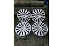 Volkswagen alloys 17 inch