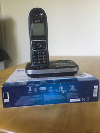 BT 7610 Cordless Phone Answer-Machine Nuisance call block. Mint condition.