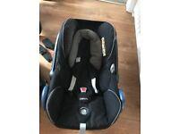 mothercare Maxi cosi cabriofix car seat,