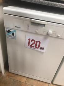 Dishwashers with warranty inc BIG BRANDS LOW PRICES