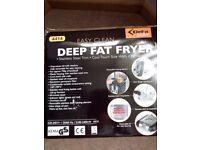 Brand new DEEP FAT FRYER