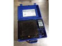 ITE Digital Charging Scales 150Kg with Case Air Conditioning/Refrigeration/A/C
