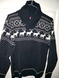 5 Mens Christmas jumpers bundle
