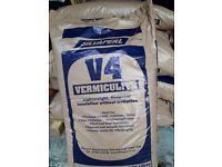 V4 Vermiculite insulation