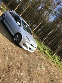 Vauxhall Astra 1.7cdti Sri+ exterior pack