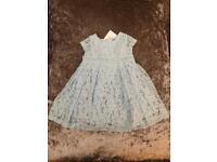 Next baby girl summer dress, 6-9 Months