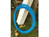 Alkethine pipe / Blue MDPE coil 20mm x 35m