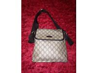 Gucci man bag purse satchel