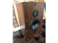 Vintage speakers castle acoustics