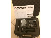 Aputure DEC LensRegain Canon EF lenses to MFT adapter & remote control (metabones style but better!)