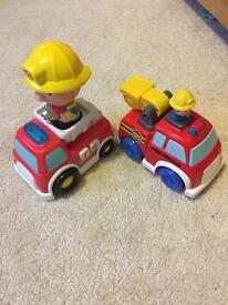 Kids Fire Engines