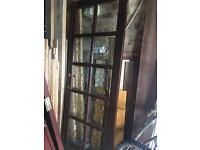 Full size interior door