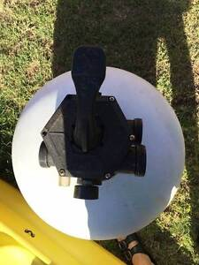 """POOL SAND FILTER 32"""" AND VALVE Casula Liverpool Area Preview"""