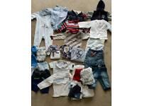 Boys clothes bundled 6-12 months