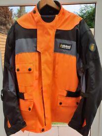 Didoo men's motorcycle jacket. XXL. Excellent condition
