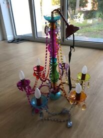 Gypsy chandelier