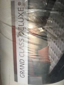 GRAND CLASIC DELUX ROLLED MATTRESS BRAND NEW