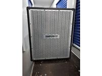 Ashdown Superfly 210 Classic Series Speaker Cab 550 watts 4ohms