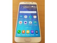 Unlocked Galaxy S6 in great condition