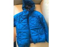 North face reversible coat