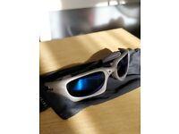 Oakley X-Metal Mag Switch Ice Iridium *Rare* Excellent condition Stunning