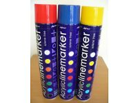PAINT MARKERS 750 ML CANS
