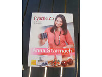 Cooking books Pyszne 25 A. Starmach, Jamie's 15 minute meals