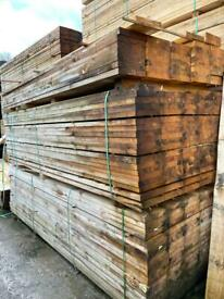 New Untreated Scaffold Boards | Wooden