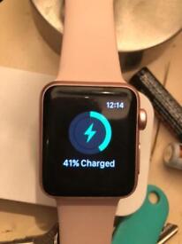 Apple Watch 38mm series 1 rose gold