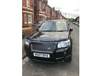Land Rover Freelander 2 HSE with HST Bodykit