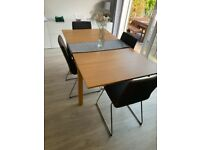 IKEA Bjursta extending table