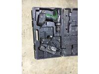 Hitachi 18 volt drill