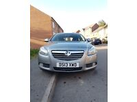 Vauxhall insignia 1.8 petrol 2013 for sale