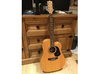 Maton EM225c Acoustic Electric Guitar - Natural Series (2008)