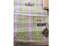 Designer scarf in various colours