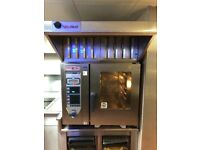 SORRY SOLD Rational CPC61 combination oven and Ultravent