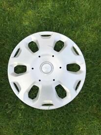 "Ford Fiesta - Focus 15"" wheel trim"
