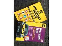 The Highway Code & Practical Test - Car test guides