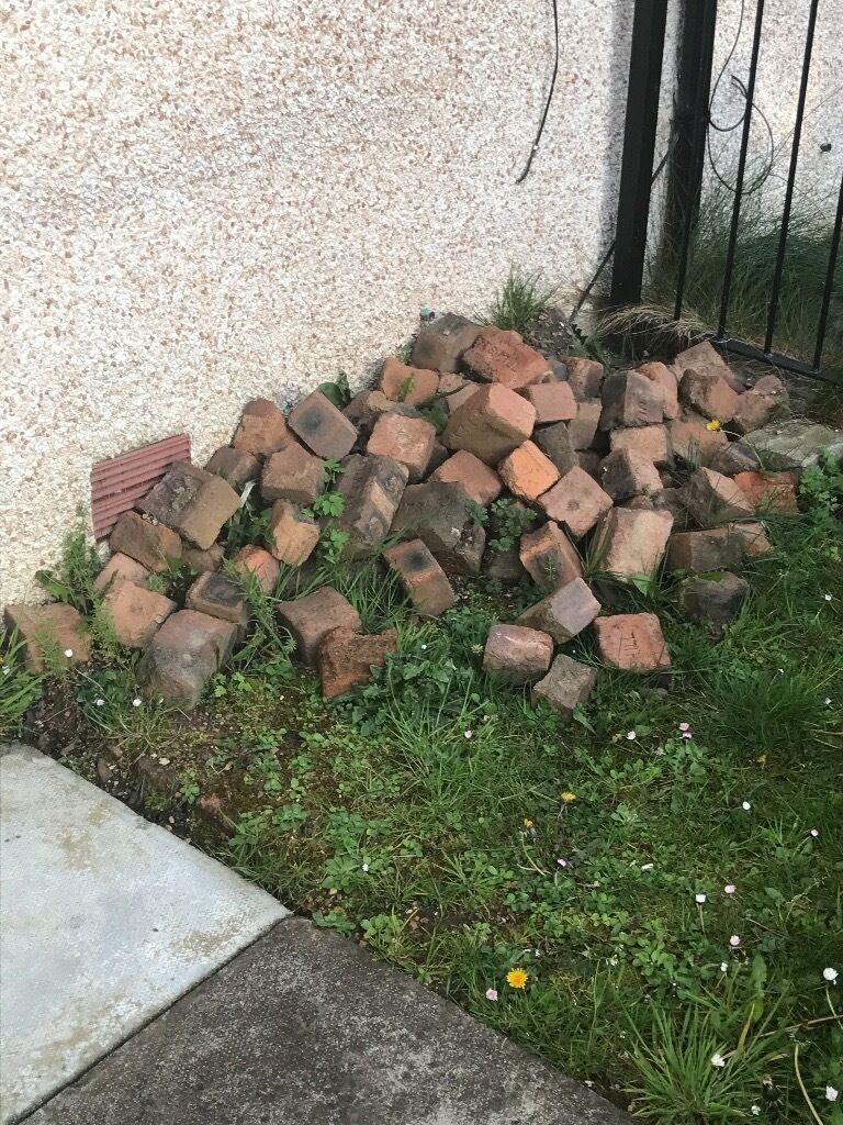 Bricks and bouldersin Paisley, RenfrewshireGumtree - Bricks and boulders from garden I need moved free to take or uplift.. thank you Please only text mobile before phone